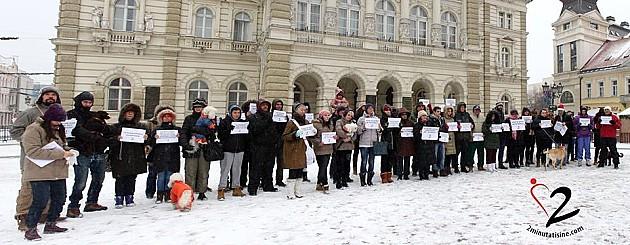 """Danas protest """"Stop petardama"""""""