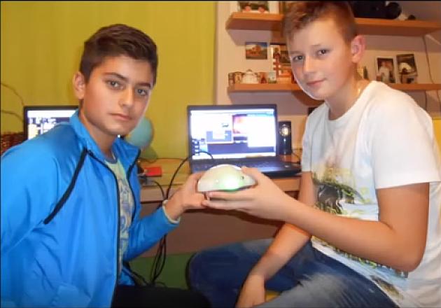 Učenici iz Kaća pobedili na programerskom takmičenju u Americi