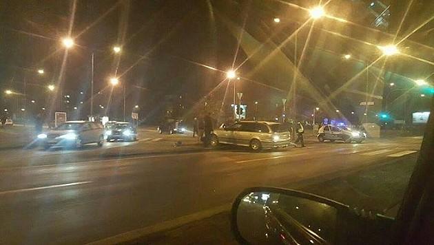 Juče u gradu više saobraćajki, bilo je i povređenih