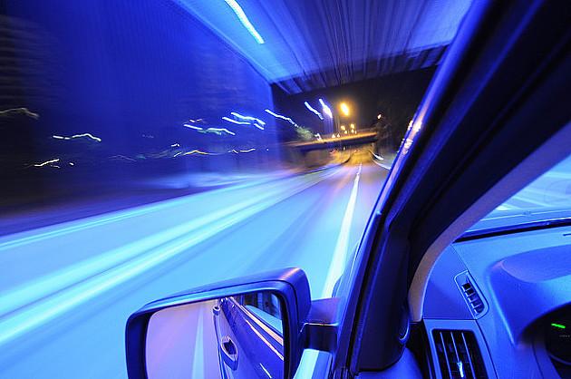 Vozio 270 km/h na auto-putu kod Novog Sada