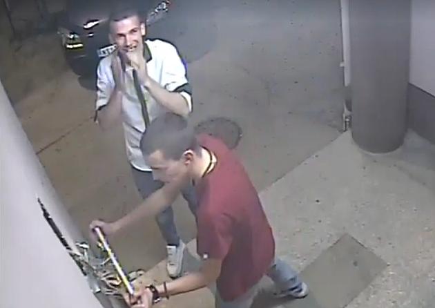 Identifikovani vandali koji su uništili interfon u novogodišnjoj noći