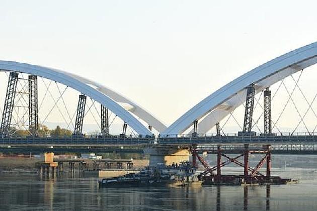 Projektant pozvao građane da daju ime novom železničkom mostu