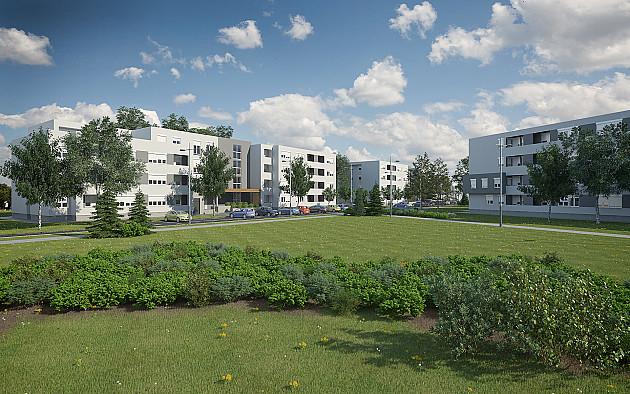 Raspisan konkurs za 152 stana za izbeglice u Futogu
