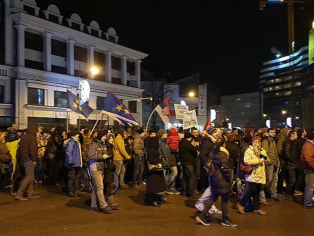 "Održan protest ""Jedan od pet miliona"""
