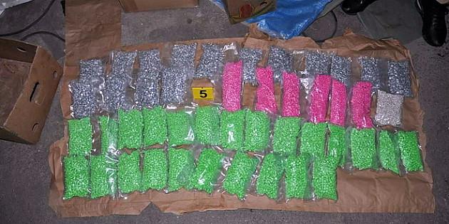 Uhapšeni zbog trgovine drogom
