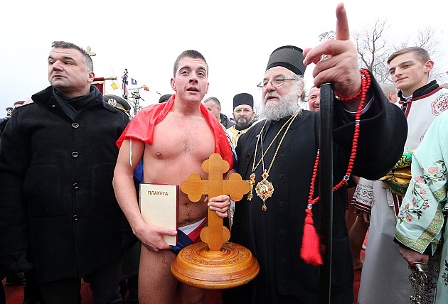 Budući policajac najbrži do časnog krsta u Sremskoj Kamenici
