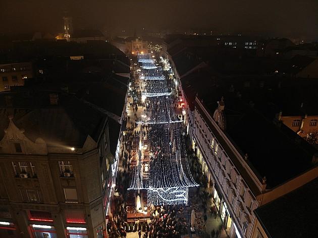 Održan moleban zbog crnogorskog Zakona o veroispovesti
