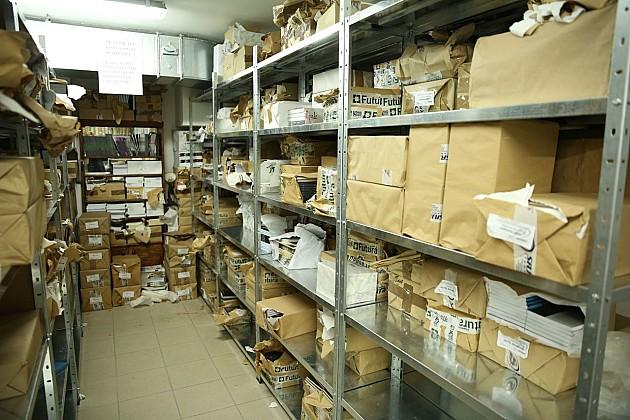 KCNS nema arhivu u Kineskoj četvrti