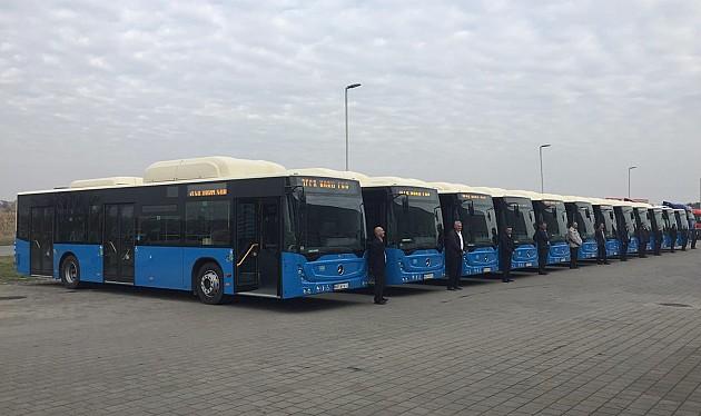 Sedam miliona evra za nabavku novih autobusa