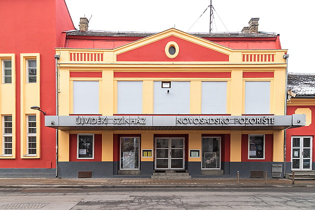 Novosadsko pozorište proslavlja 47. rođendan