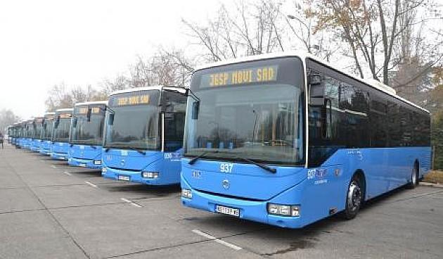 Autobusi 11A i 11B sutra menjaju trase zbog obeležavanja godišnjice Novosadske racije