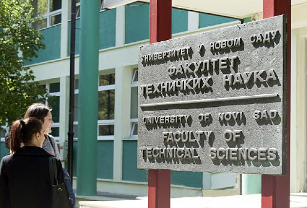 Podneta krivična prijava protiv dekana Fakulteta tehničkih nauka u Novom Sadu