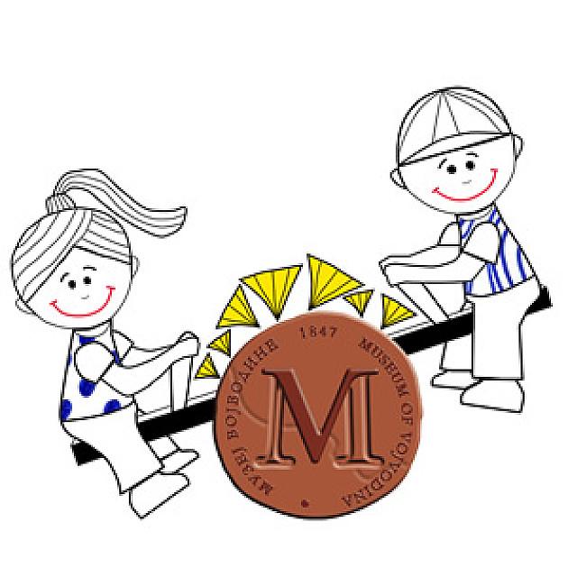 Igraonica za decu sutra u Muzeju Vojvodine
