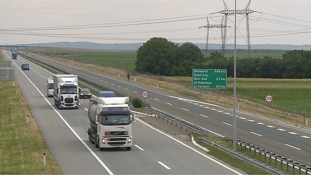 Koviljčani ne mogu besplatno auto-putem u Novi Sad