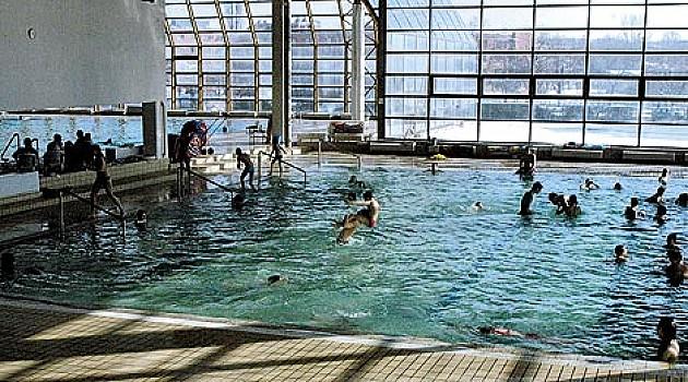 Počinju škole sporta na zatvorenom bazenu Spensa