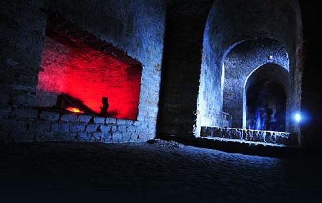 Lovci na blago uništili lagume Petrovaradinske tvrđave