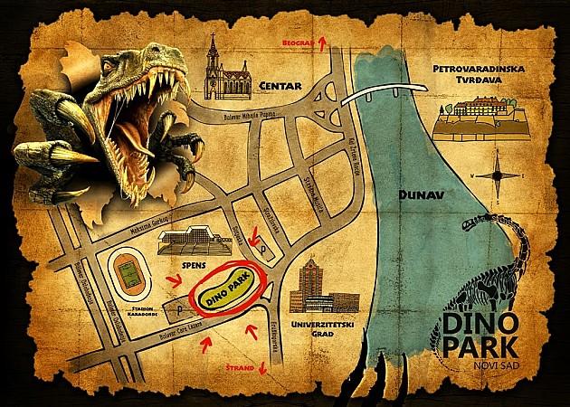 Dino park definitivno od aprila