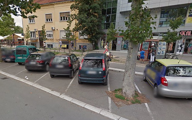 Besplatan parking tokom praznika