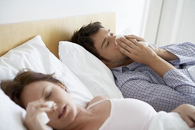 Opada broj obolelih od prehlada, grip B dominira