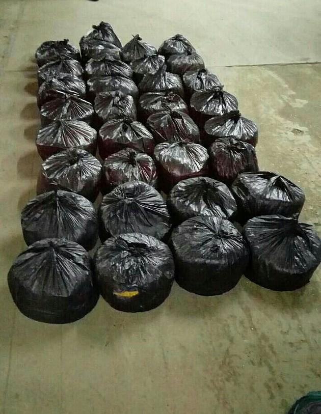 Novosadska policija zaplenila 173 kilograma rezanog duvana