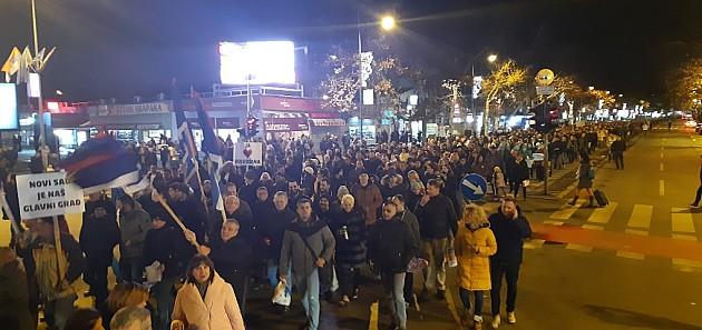 Najmasovniji protest do sada