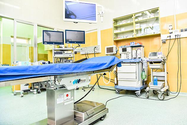 Obnovljena Klinika za ortopedsku hirurgiju