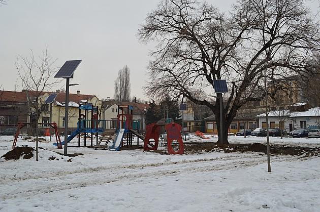 Solarno osvetljenje na 48 lokacija u gradu i prigradskim naseljima