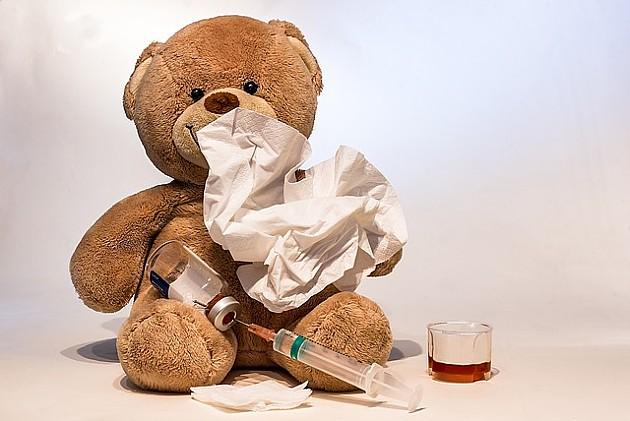 U Vojvodini više od 500 obolelih od gripa