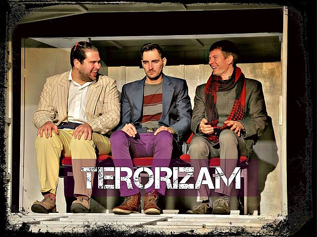 Terorizam u Pozorištu mladih
