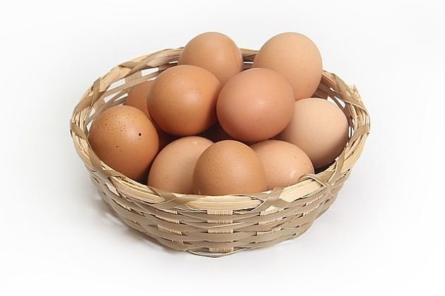 Sad će i jaja imati XL kategoriju