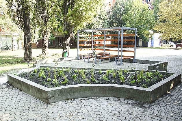 Konkurs za uređenje malih javnih površina
