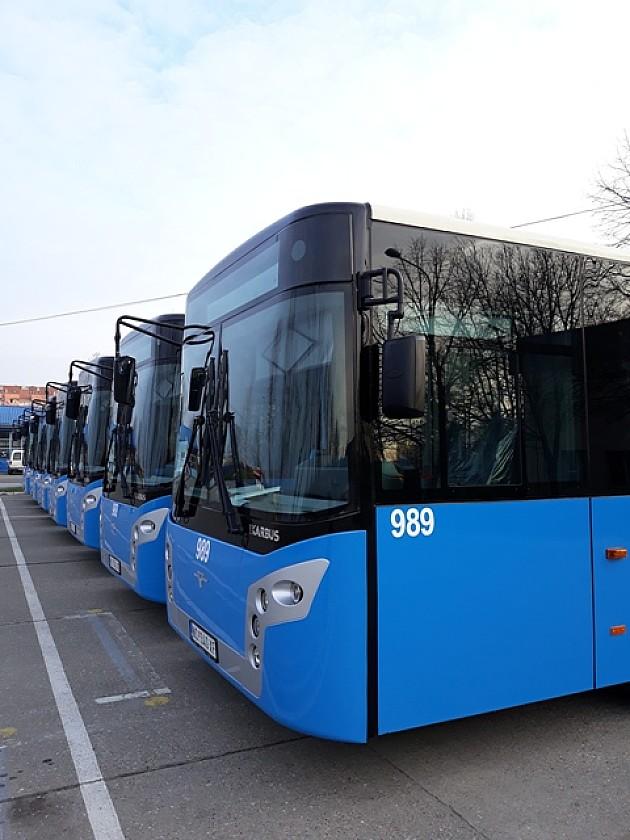 Autobusi na linijama 6, 11A i 11B menjaju trasu