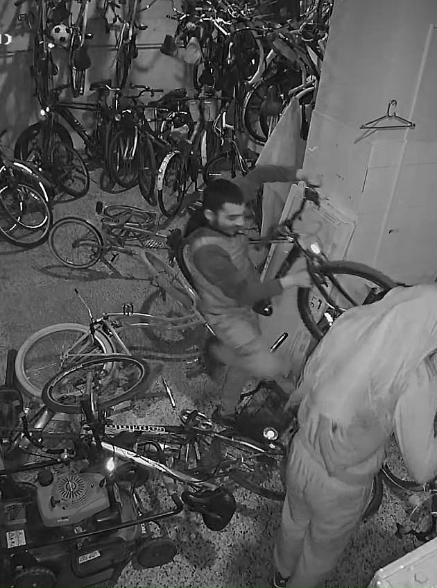 Ukradeni bicikli iz zgrade na Beogradskom keju