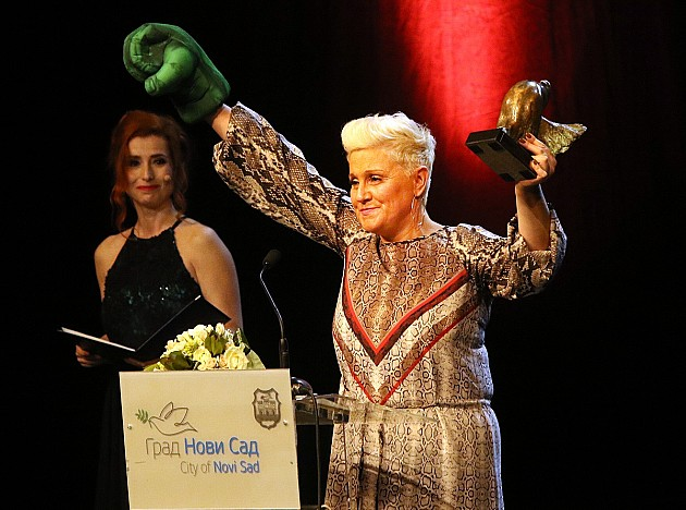Predsednici NURDOR-a uručena Februarska nagrada