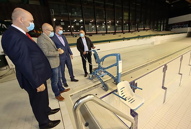 Propusti u sanaciji bazena na Spensu biće otklonjeni o trošku izvođača radova?