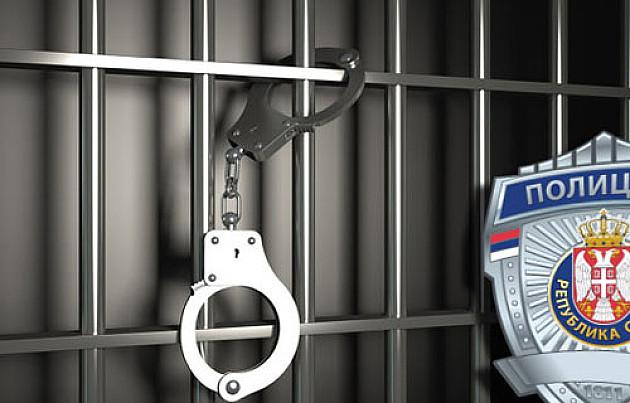 Uhapšena dvojica nakon krađe u tržnom centru