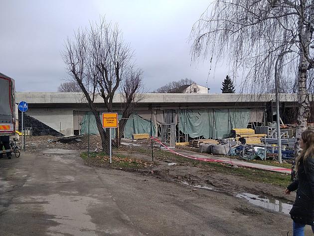 Venizelisova ulica puštena u saobraćaj, Temerinska do kraja meseca