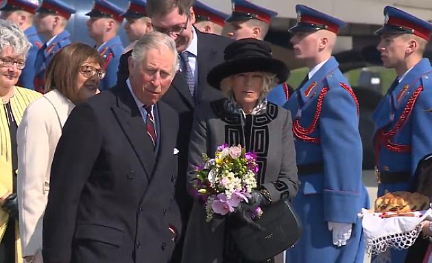 Princ Čarls i njegova supruga danas u Novom Sadu