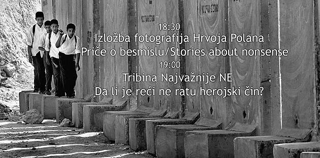 Priče o besmislu rata prikazane kroz fotografije