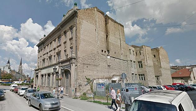 Srušena zaštićena zgrada zbog gradnje solitera