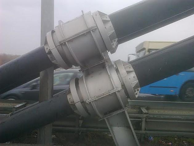 Popravljen noseći sistem Mosta slobode