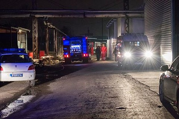Mladić nastradao, a dva muškarca povređena u sinoćnom požaru