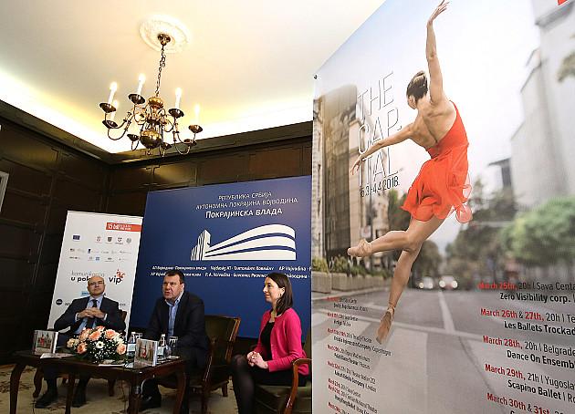 Beogradski festival igre i u Novom Sadu