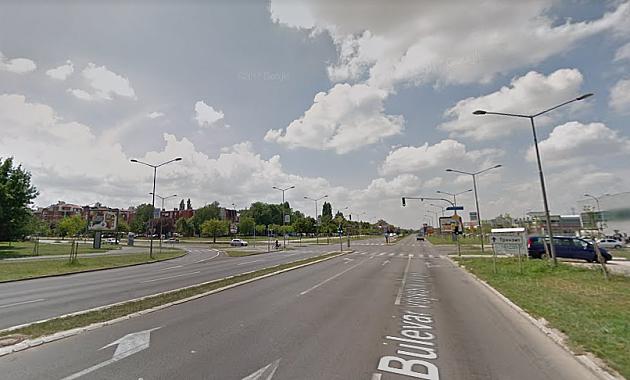 Od ponedeljka izmena saobraćaja na Bulevaru vojvode Stepe