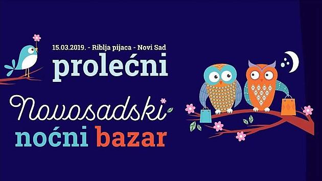 Jubilarni Novosadski noćni bazar večeras na Ribljoj pijaci