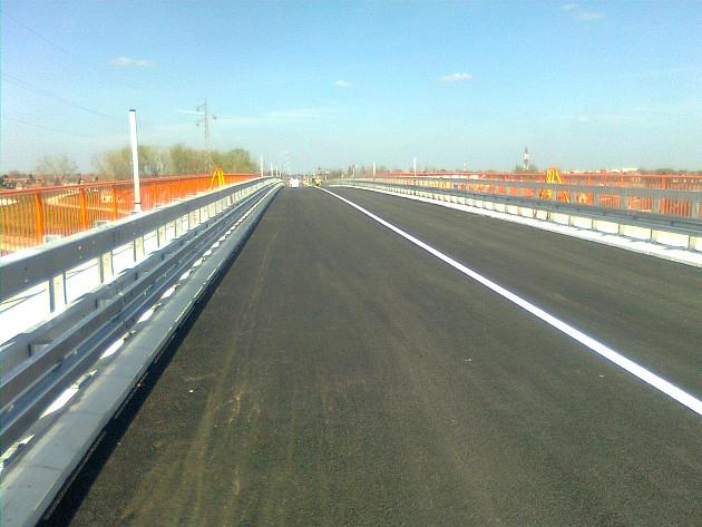 Sentandrejski most ponovo otvoren za saobraćaj