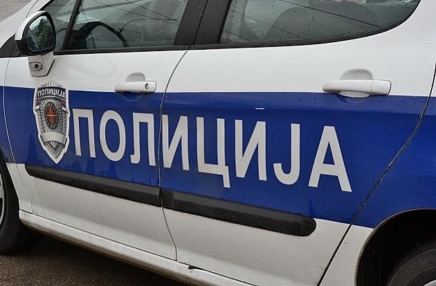 Razbojnik i lopov uhvaćen u automobilu koji je ukrao
