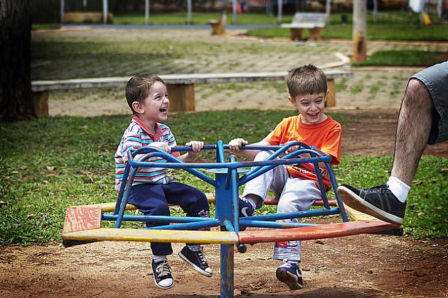 Za dve nedelje 30 novih dečjih igrališta