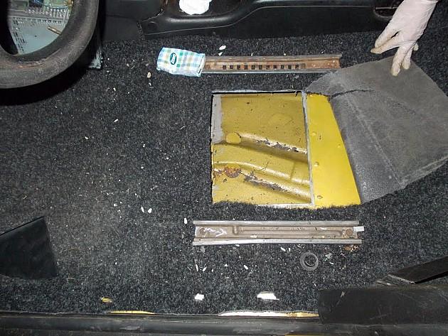 Uhapšena četiri dilera, zaplenjeno 1,3kg droge