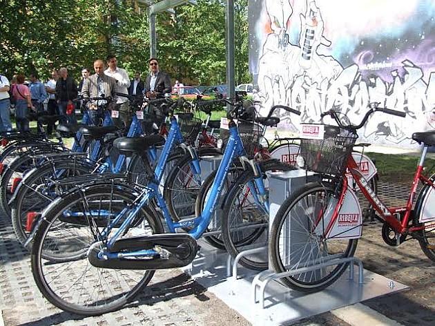 """Otvorena nova stanica """"NS bike"""" sistema"""